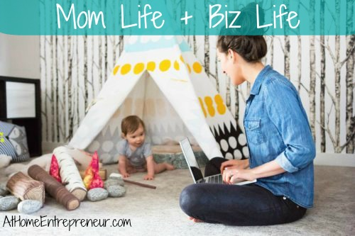 Master The Mom life + Biz Life Combo