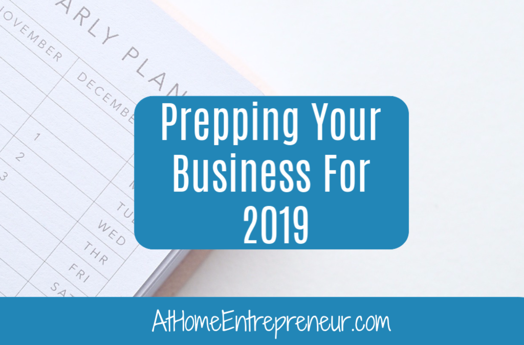 Prepping Your Business For 2019