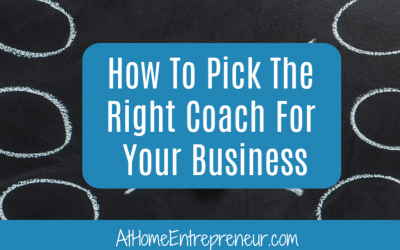 How To Pick The Right Coach For Your Business