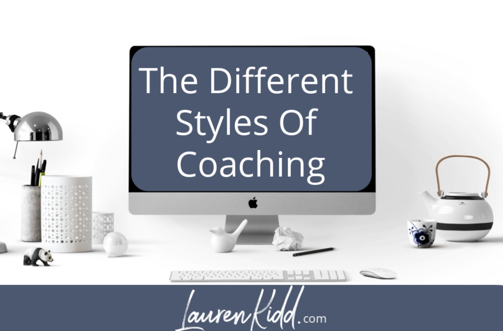 The Different Styles Of Coaching