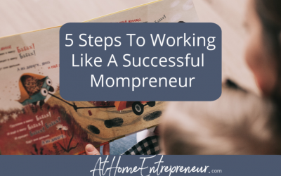5 Steps To Working Like A Successful Entrepreneur