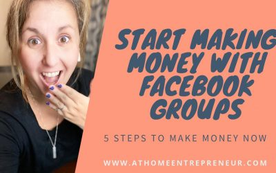 Start Making Money with Facebook Groups