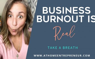 Business Burnout Is Real